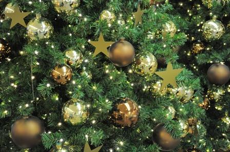 Natal aquece comércio de decoração e flores na Ceasa e nas lojas