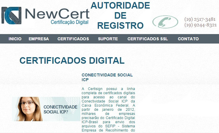 SindiVarejista e NewCert têm condições especiais em certificação para representados