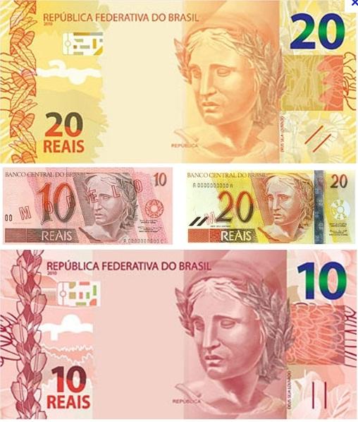 Fique atento: novas cédulas de R$ 10 e de R$ 20 chegam ao mercado