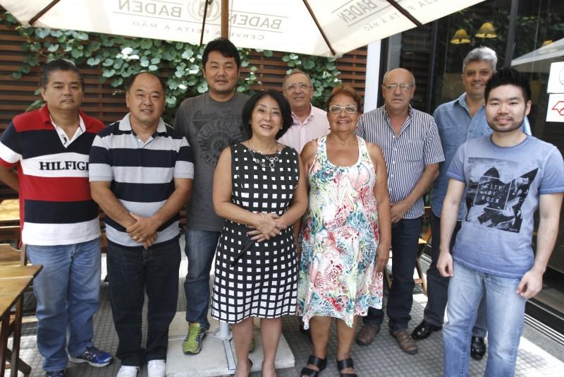 Nova diretoria do Sindivarejista para gestão 2014/2018 toma posse
