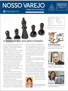 Edição Nosso Varejo Contador traz artigo de José Maria Chapina
