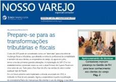 Nova edição do Nosso Varejo Contador traz notícias sobre fisco e mudanças na tributação