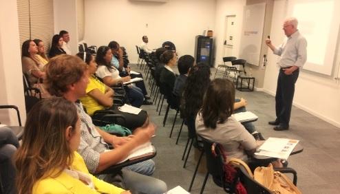 Internet e Mídias Sociais abrem ciclo de palestras do Sindivarejista