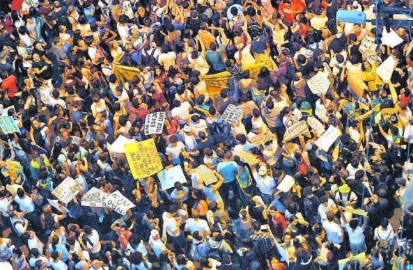 Com inflação e protestos, varejo prevê recuperação só em setembro