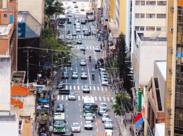Revitalização da Avenida Franciso Glicério começa no próximo dia 23 no Centro