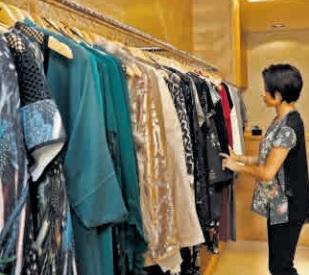 Comércio: roupas e eletro são os setores que mais empregam