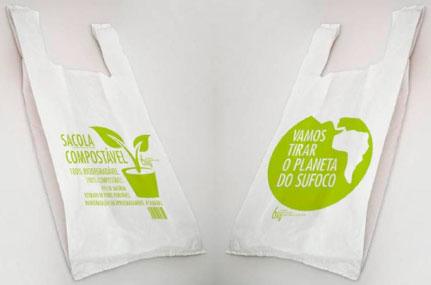 Supermercados devem fornecer sacolinhas gratuitas por 60 dias