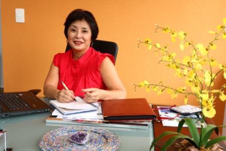 Programa Chef por um Dia exibe entrevista com Sanae Saito no Canal 8