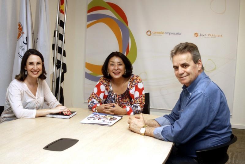 Sebrae e Sindivarejista concluem 'Inova no Varejo' no Ouro Verde