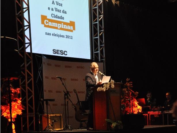 Candidatos se encontram com comunidades para debates no Sesc