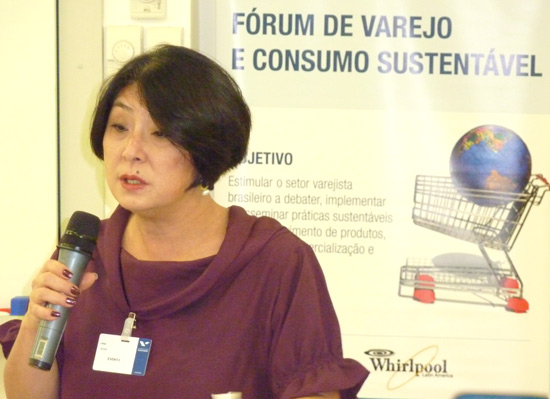 Sindivarejista apresenta Conexão Social em Fórum da FGV