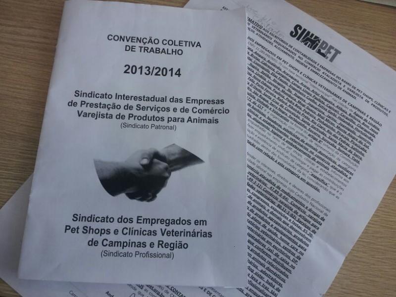 Atenção! Falsos sindicatos de produtos para animais e pet shops divulgaram informativo enganoso sobre convenção sem valor legal