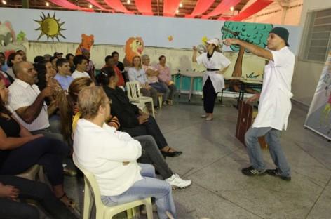 EJA de Indaiatuba recebe Conexão Social