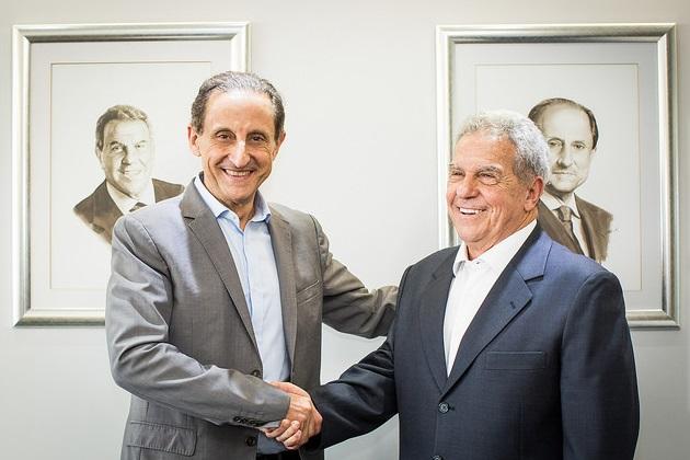 Paulo Skaf é eleito presidente do Sebrae-SP para o quadriênio 2015/2018