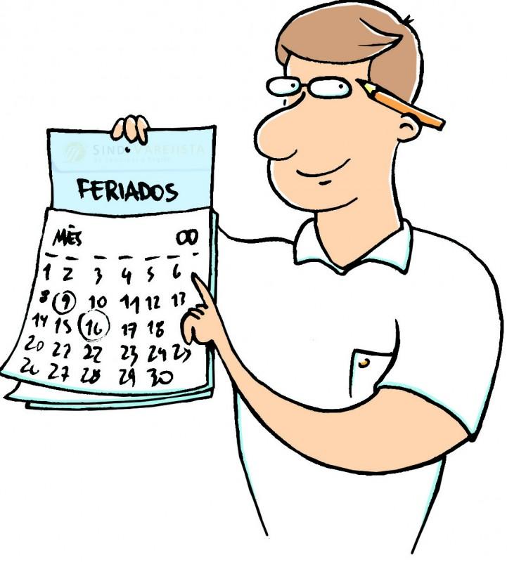 Certidão de adesão ao feriado deve ser requerida de 10 a 14/01