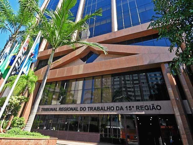 Tribunal julga procedente trabalho no dia 2/02/2013 em Indaiatuba