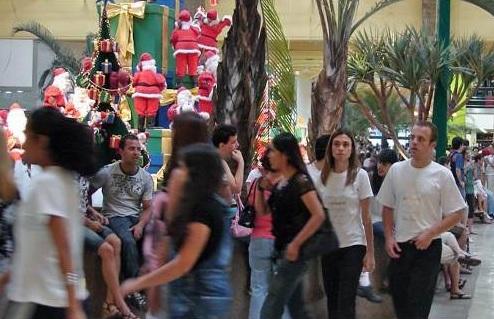 Comércio varejista prevê o melhor Natal em dois anos