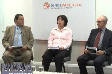 Presidente do SindiVarejista fala sobre as ações da entidade em entrevista