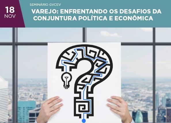 Enfrentando a Crise Econômica é tema de seminário do CVcev