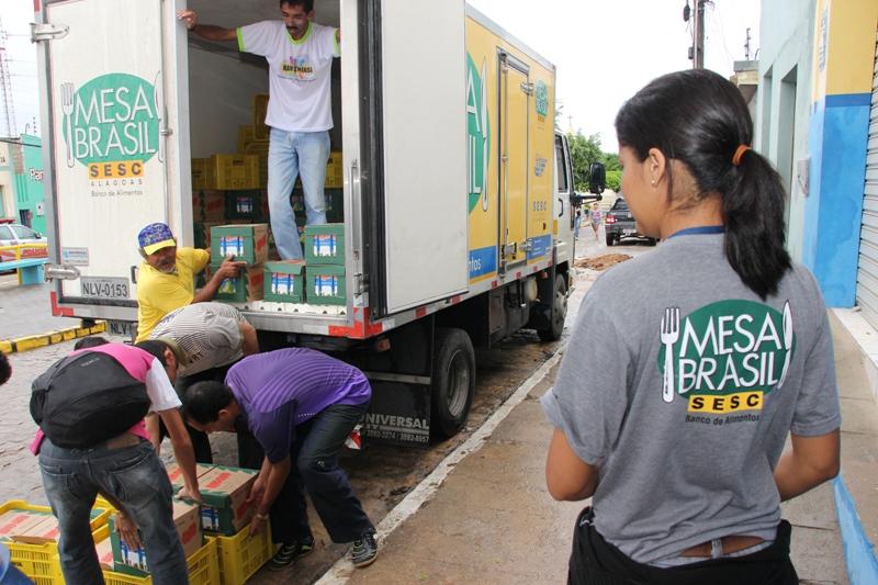 """""""Varejista do bem"""": agradecemos a todos que contribuíram com o Mesa Brasil"""