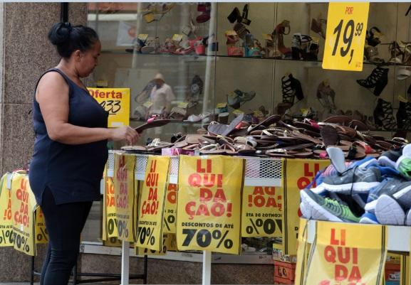 Comércio de Campinas tem a pior queda nas vendas dos últimos 15 anos