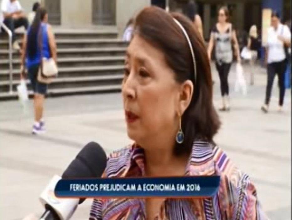 TVB: SindiVarejista avalia impacto dos feriados