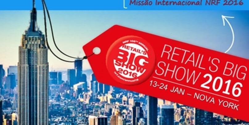 180 brasileiros participam em NY de maior evento de varejo do mundo