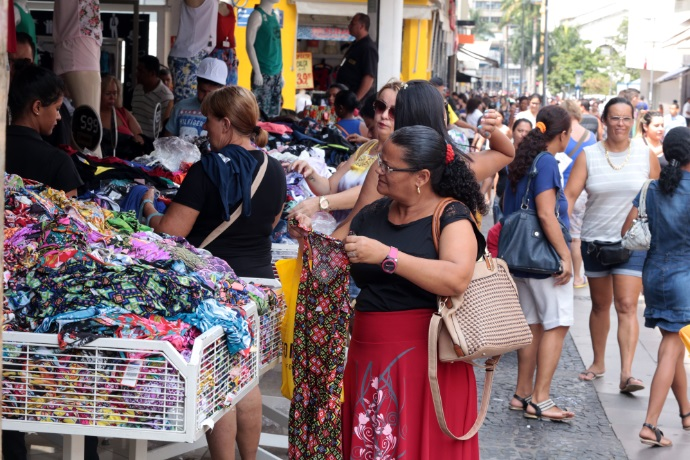 Ações planejadas diminuem impacto negativo dos feriados no comércio