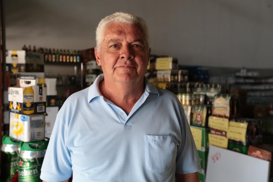 Empresário José Renan Bertola, proprietário da Servlar. Foto: Adriano Rosa