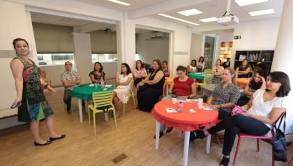 Maria Paula do Sebrae abre o debate em evento/Adriano Rosa