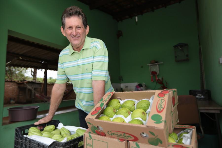 Comerciante José Geraldo conta com plano de saúde, resultado de uma parceria do SindiVarejista. Foto: Adriano Rosa