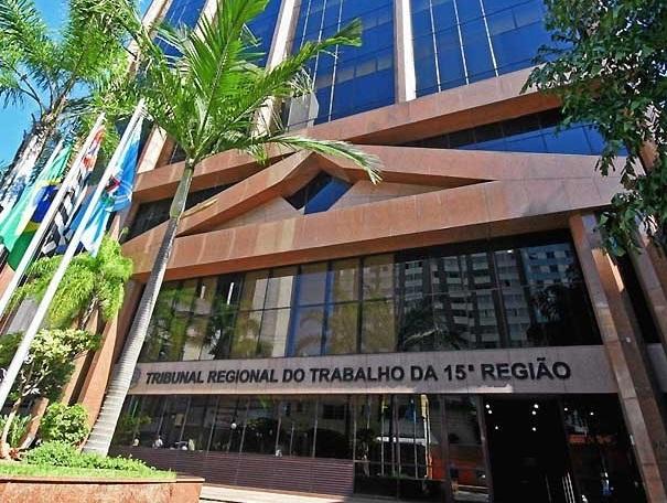 TRT-15 realiza 16º Congresso nos dias 9 e 10 de junho. Inscrições abertas.