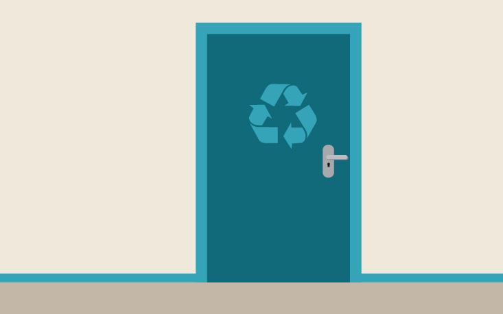 Reciclagem agrega consciência ecológica e lucro aos comerciantes