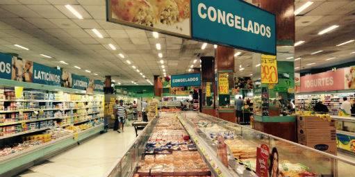 Vendas dos supermercados crescem no 1º semestre