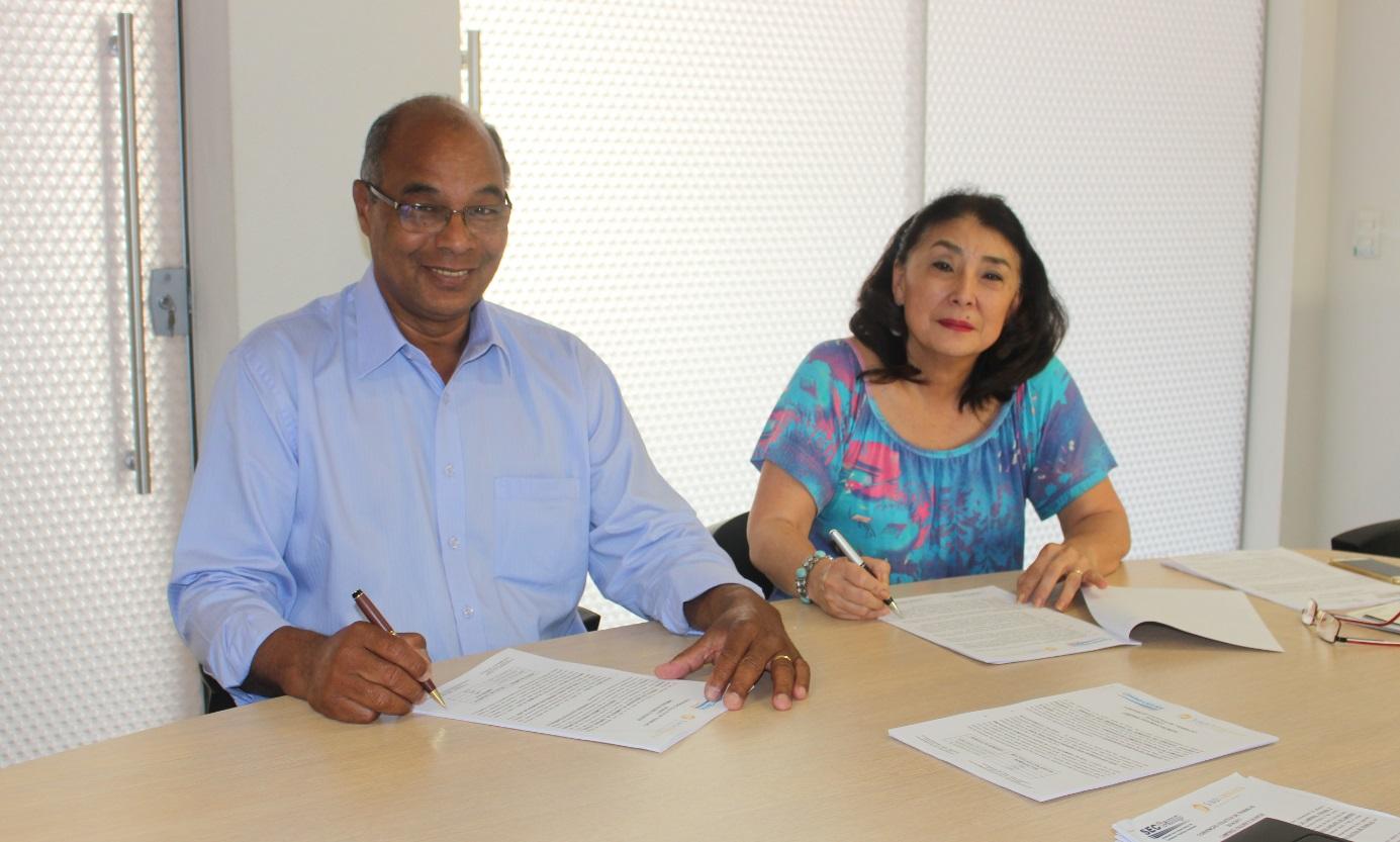 SindiVarejista e Seccamp assinam CCT para Campinas, Paulínia e Valinhos