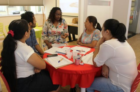 Gestão de RH: participantes aprendem formas de aplicar feedback