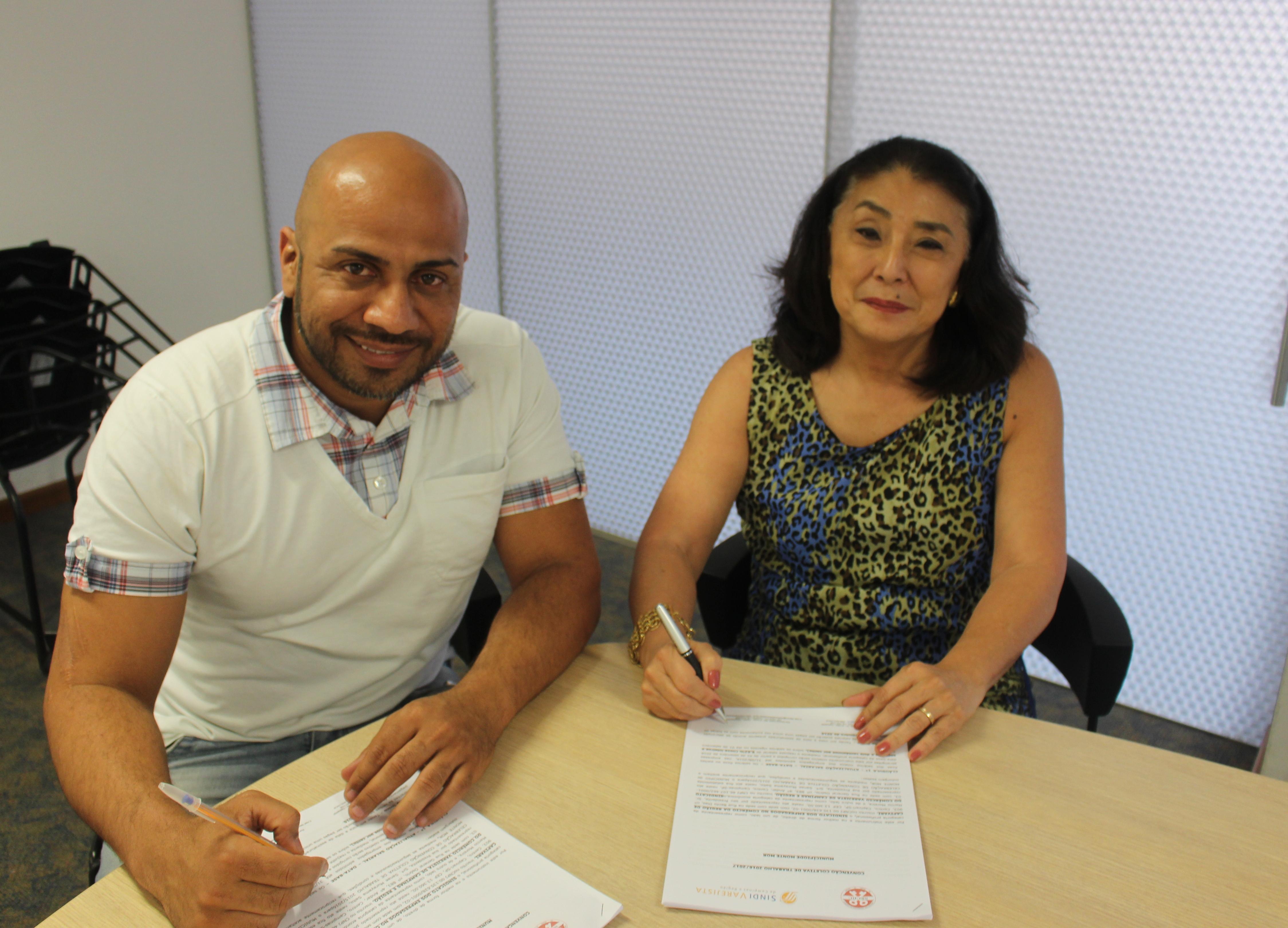 Sindicatos assinam convenção para cidade de Monte Mor