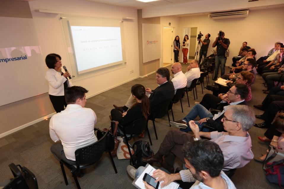 SindiVarejista apresenta Índice de Confiança do Consumidor de Campinas