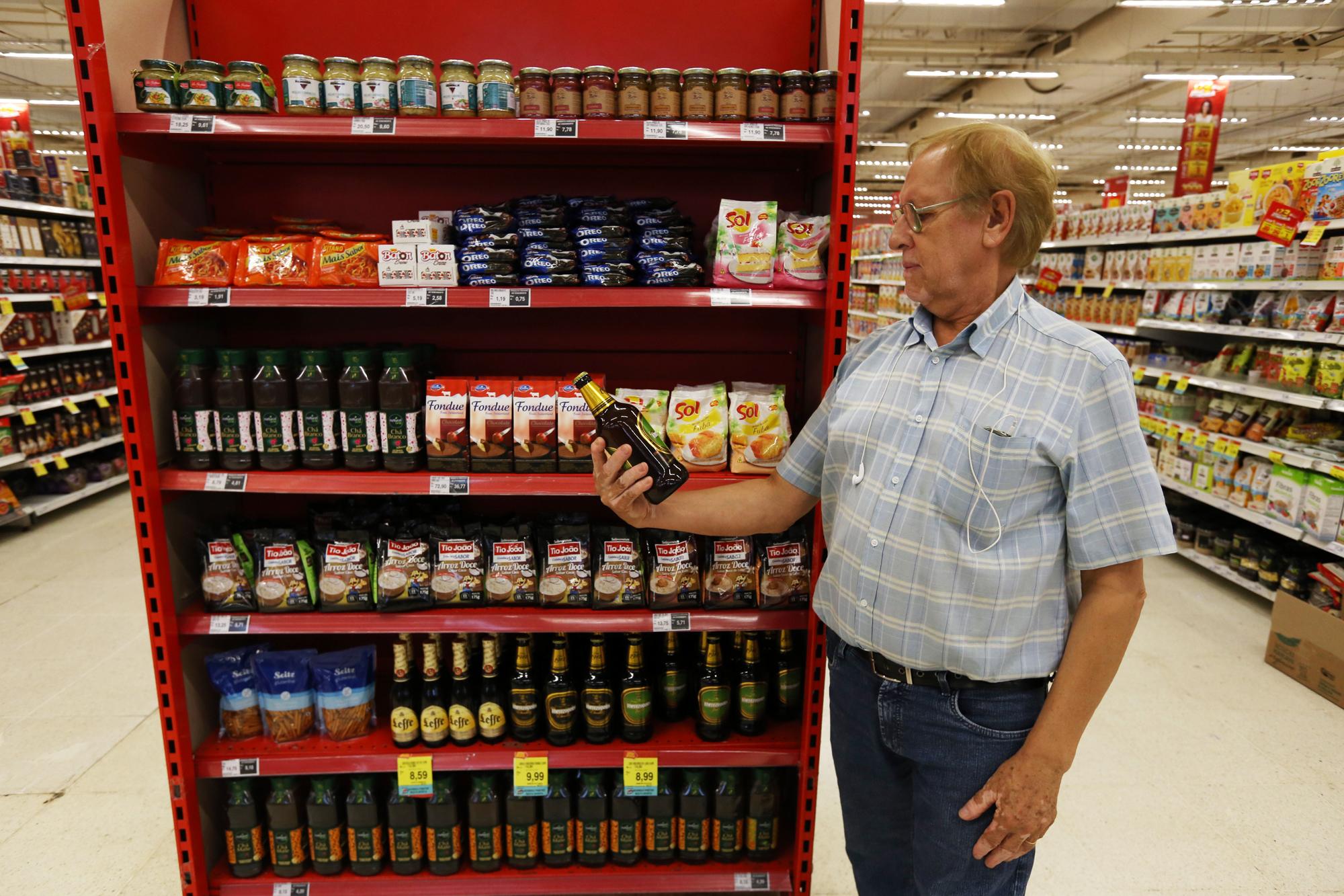 Mercados apostam em produtos prestes a vencer