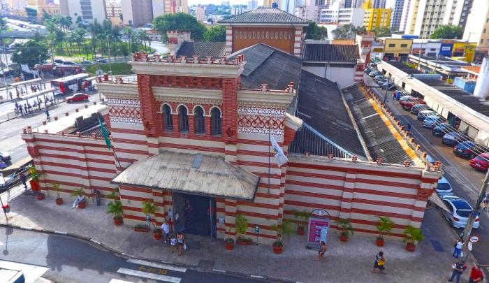 SindiVarejista homenageia Mercadão nos seus 109 anos de história