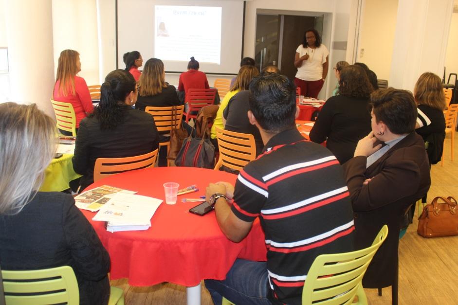 Workshop apresentou técnicas de capacitação e engajamento