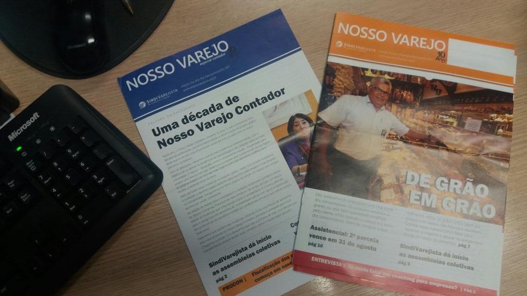 Novas edições do Nosso Varejo e Nosso Varejo Contador já estão disponíveis!