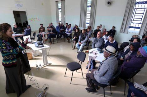 Usuários do Cândido Ferreira receberam oficina do Festival Conexão Social