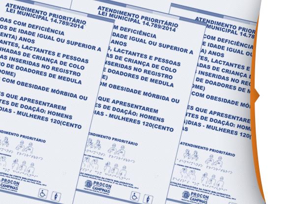Comércio tem novo cartaz de fixação obrigatória proibindo discriminação racial