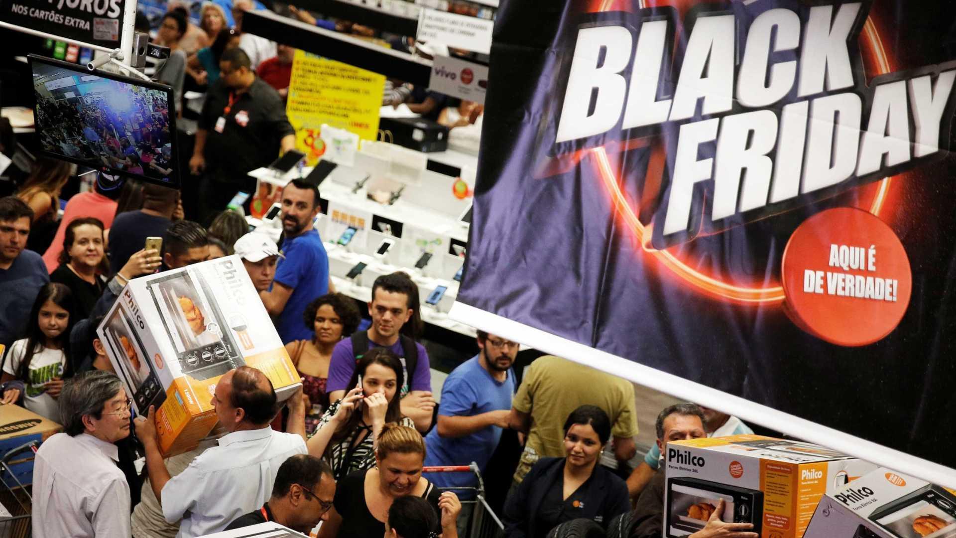 Fique ligado varejista: Procon prevê aumento de queixas na Black Friday