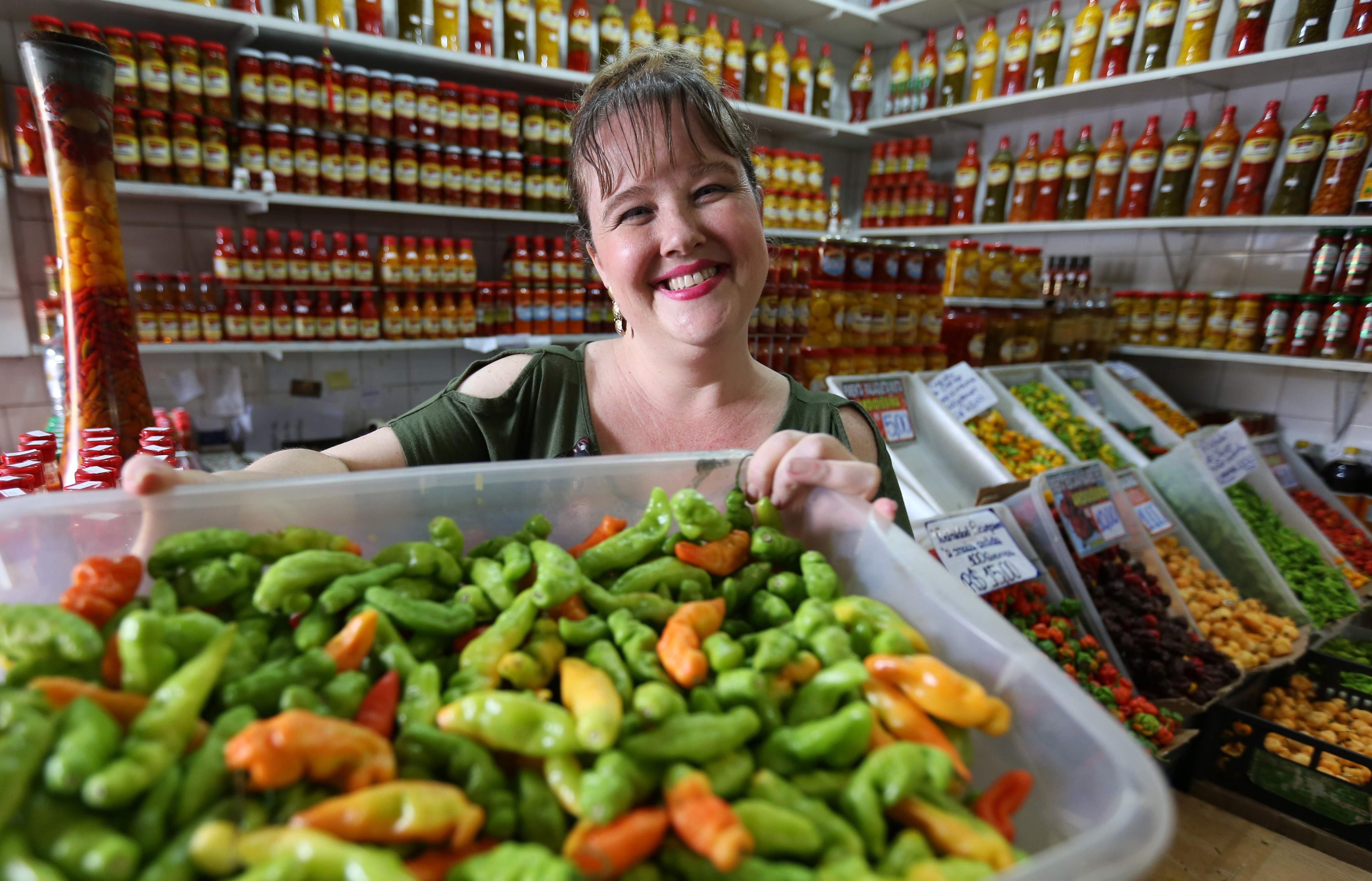 Eu Varejista: A Rainha das Pimentas