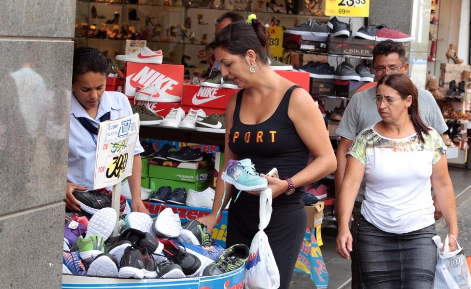 Vendas do comércio varejista na região de Campinas crescem 4% em outubro