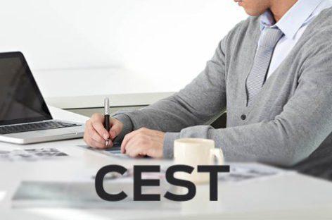 CEST no varejo começa em 1º de abril