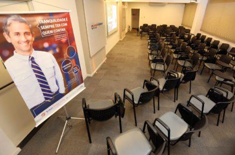 SindiVarejista dispõe de salas para recrutamento e treinamento de equipe
