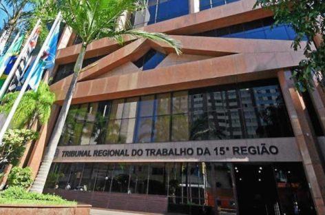 TRT promove seminário sobre Saúde e Segurança do Trabalhador e a Reforma Trabalhista
